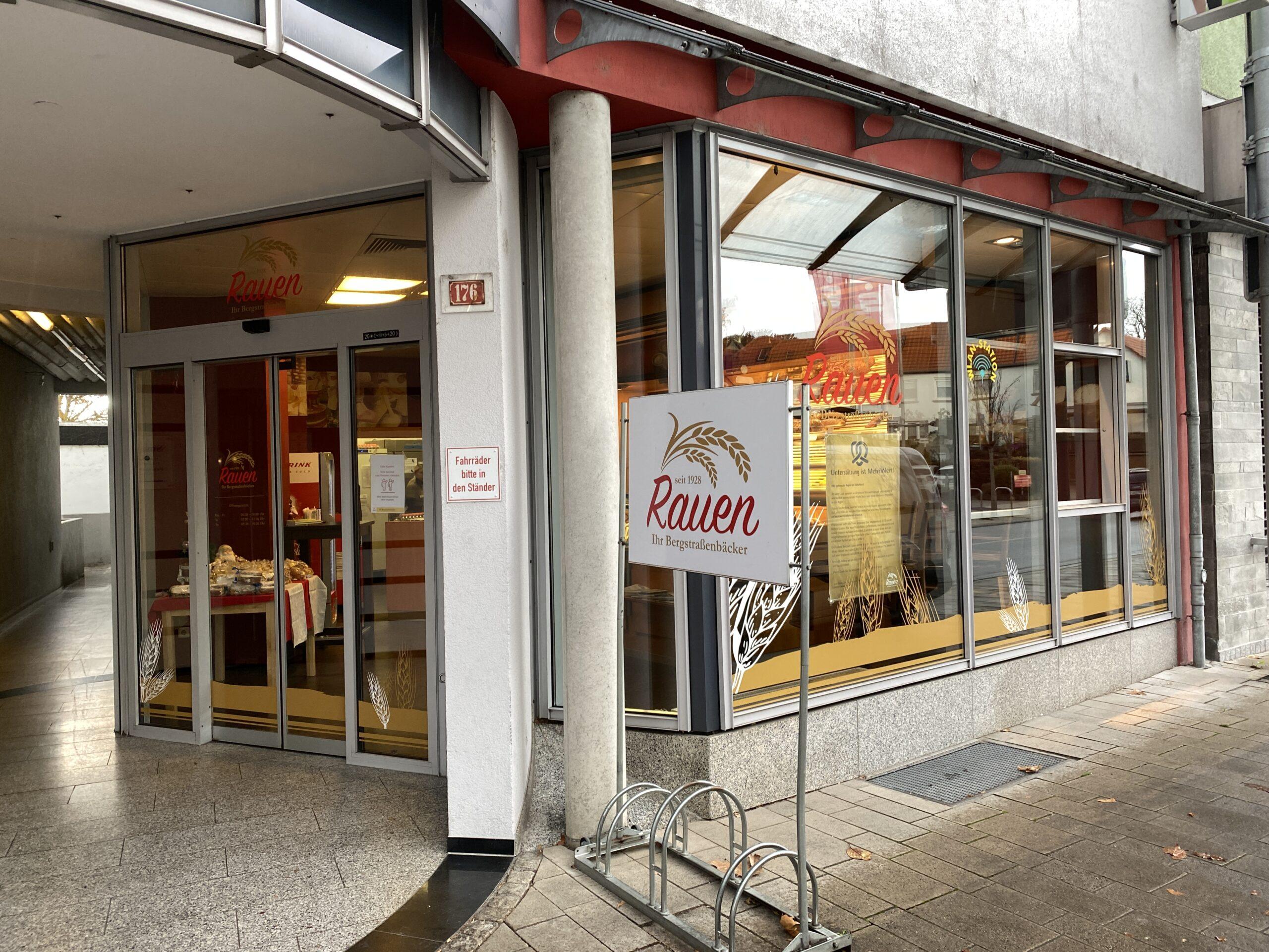 Bäckerei Rauen Bensheim-Auerbach