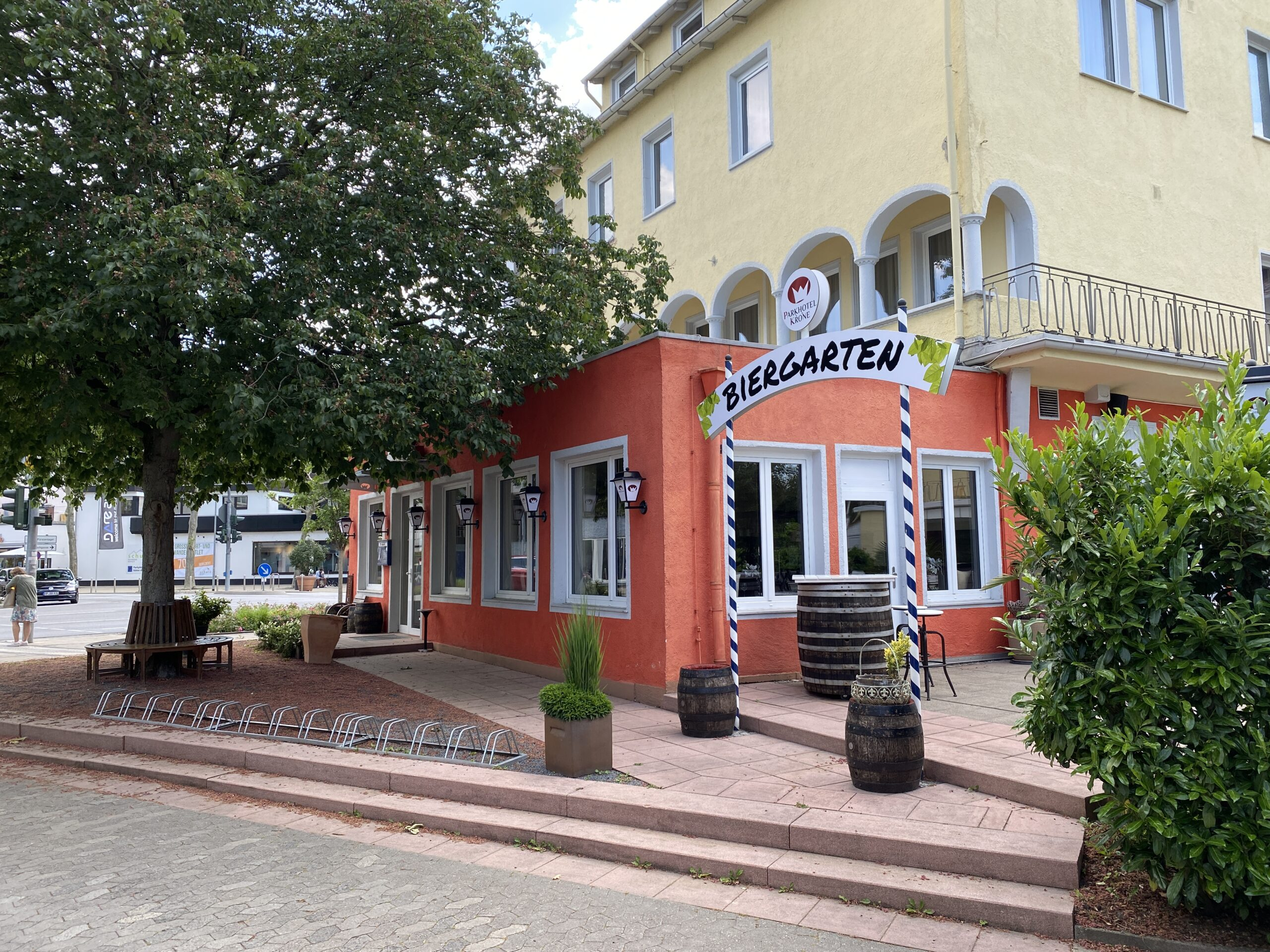Restaurant 1655 im Parkhotel Krone